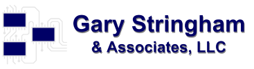 Logo for Gary Stringham and Associates
