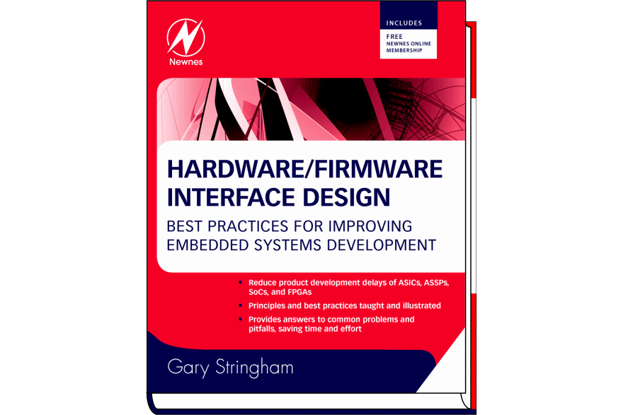 Cover of the book, Hardware/Firmware Interface Design
